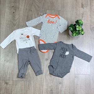 Gender Neutral Baby Halloween Outfits 6/9 Months